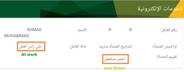 huroob status online using mol website