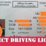 How to Collect Driving License In Saudi Arabia