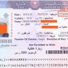 visa number