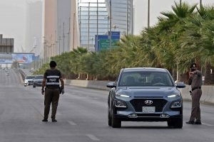 curfew lifted in Saudi Arabia