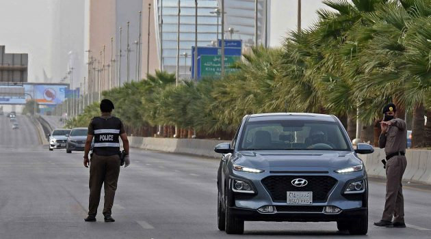 Shopping Malls Re-open as Curfew Lifted In Saudi Arab Partially