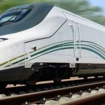 The train service resumes between makkah and madinah