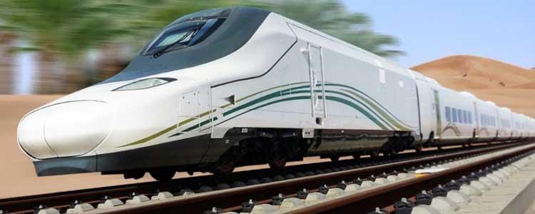 The train service resumes between makkah and madinah