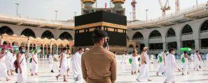 450,000 people applied for the haj registration