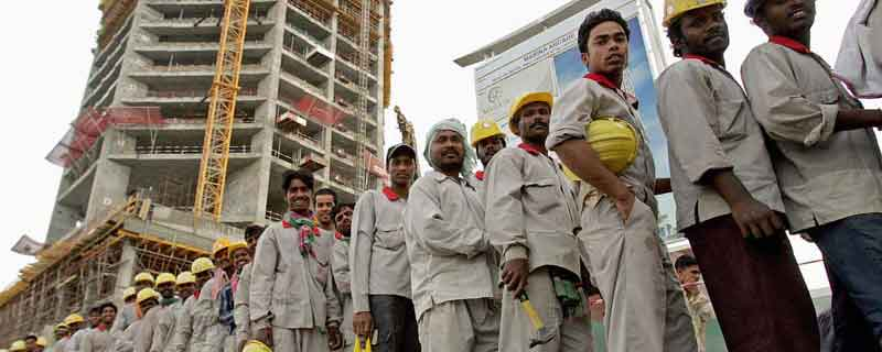 Qiwa limits indian and bangladdeshi workers each not exceed 40% of total workforce