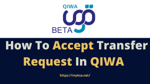 how to accept contract in qiwa